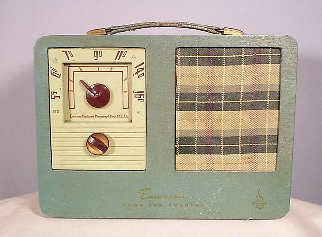 Retired Radios